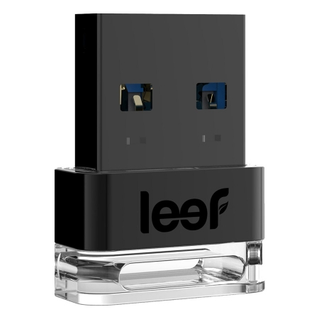 Leef Supra USB 3.0 Flash Drive 64GB - stick USB negru