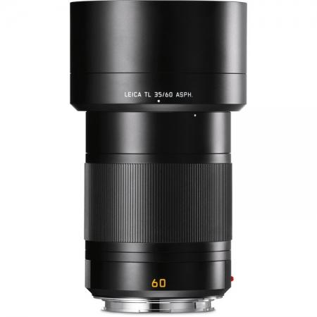 Leica APO-Macro-Elmarit-TL 60mm f/2.8 ASPH., Negru