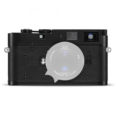 Leica M-A (Typ 127) - negru