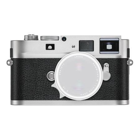 Leica M Monochrom - aparat foto rangefinder digital argintiu