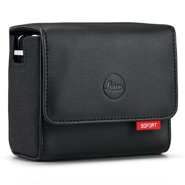 Leica SOFORT - Husa protectie, negru