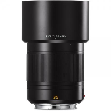 Leica Summilux-TL 35mm f/1.4 ASPH, Negru