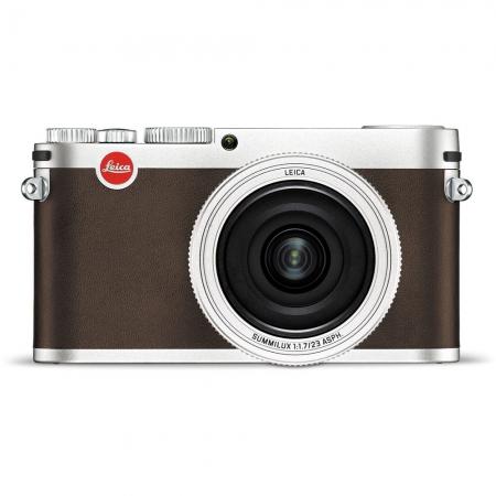Leica X (Typ 113) argintiu