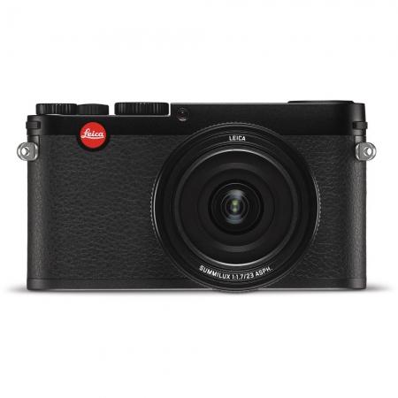 Leica X (Typ 113) - negru