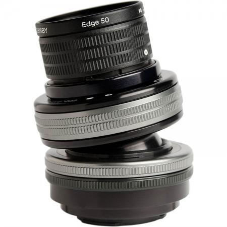 Lensbaby COMPOSER PRO II Edge 50 Sony E