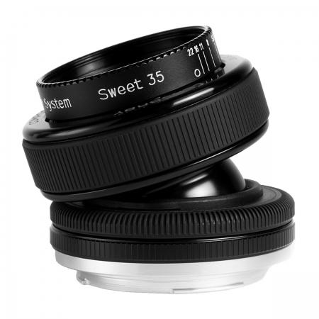Lensbaby COMPOSER PRO kit Sweet 35 pentru Nikon - RS104148
