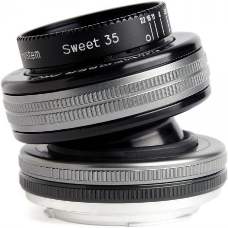 Lensbaby Composer Pro II kit Sweet 35 pentru Canon
