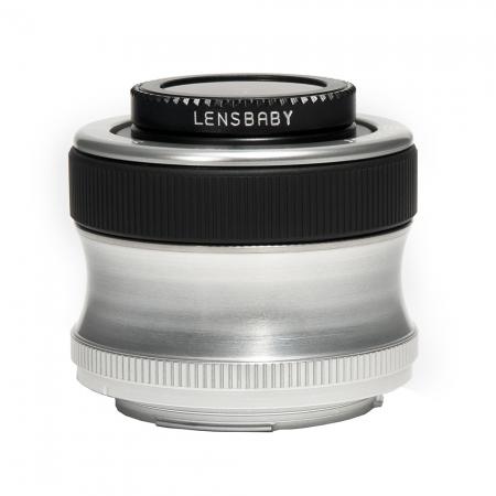 Lensbaby Scout ( + obiectiv Fisheye) Sony/Minolta - RS1039503