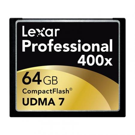 Lexar CF 64GB 400X - RS1053260