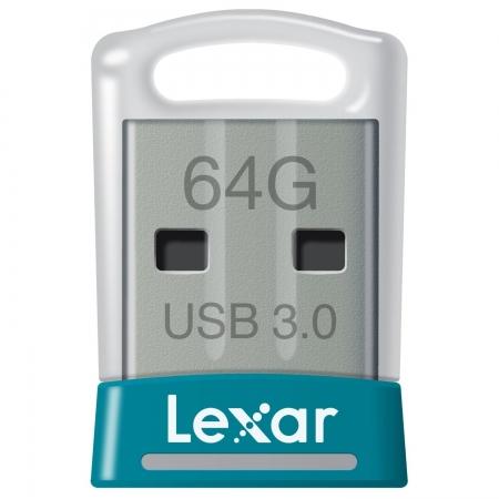 Lexar JumpDrive S45 - stick USB 3.0 64GB LJDS45-64GABEU