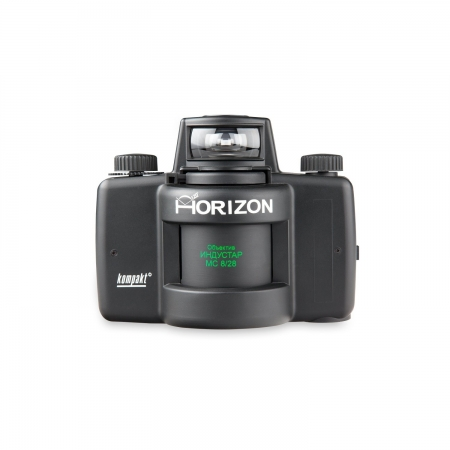 Lomo Horizon Kompakt negru