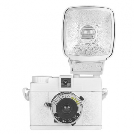 Lomography Diana Mini & Flash Package White - RS125005529