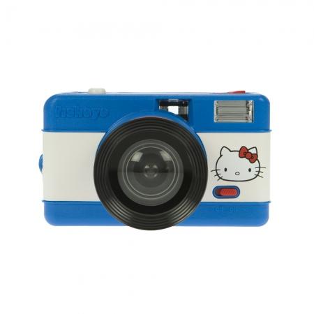 Lomography Fisheye Hello Kitty - camera foto film