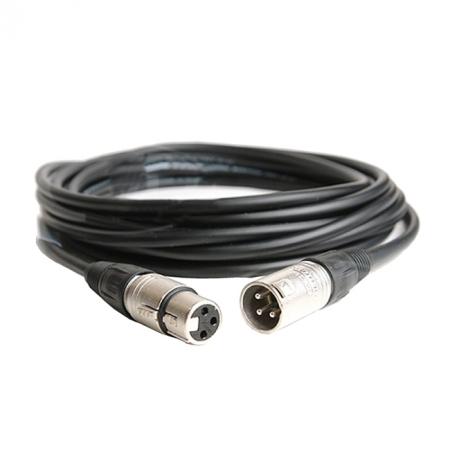 Cordial - Cablu XLR-XLR (mama-tata) 0.5m