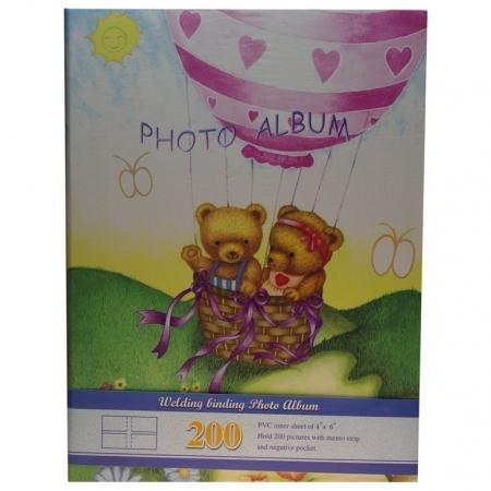 Album foto 10x15cm 200 fotografii MA514 H