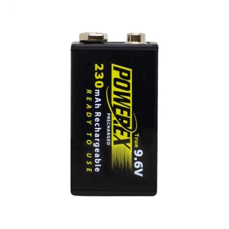 Maha Powerex - acumulator pre-incarcat, 9.6V, 230mAh, 1 bucata