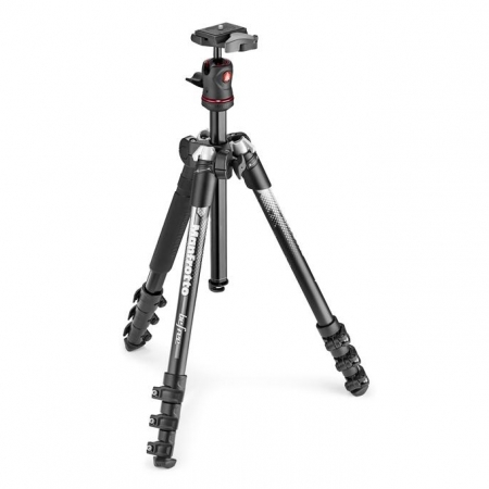 Manfrotto Befree Travel - Kit trepied foto, Gri