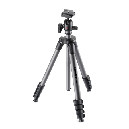 Manfrotto Compact Advanced Kit Black