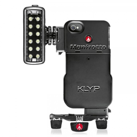 Manfrotto MKPL120KLYP0 KLYP - kit acceorii pentru iPhone 4/4S