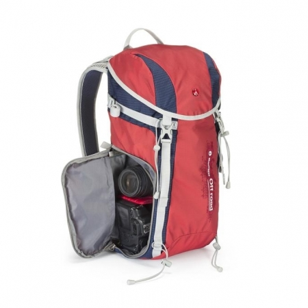 Manfrotto Off Road Hiker 20L - rucsac foto, rosu