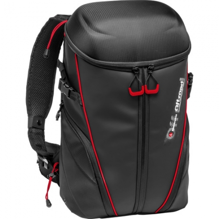 Manfrotto Off Road Stunt - Rucsac foto, Black
