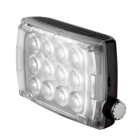 Manfrotto Spectra 500F - lampa LED cu potentiometru, 5000K