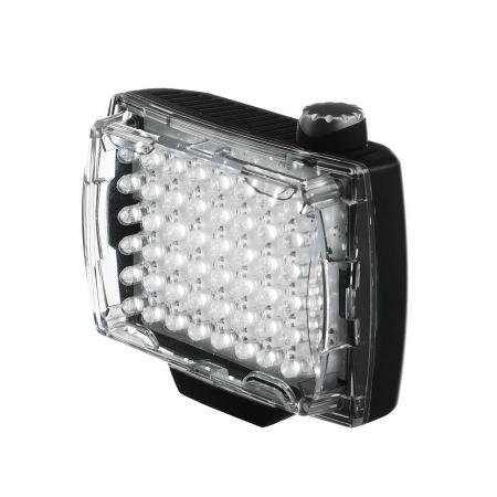 Manfrotto Spectra 500S - lampa LED cu potentiometru, 5000K