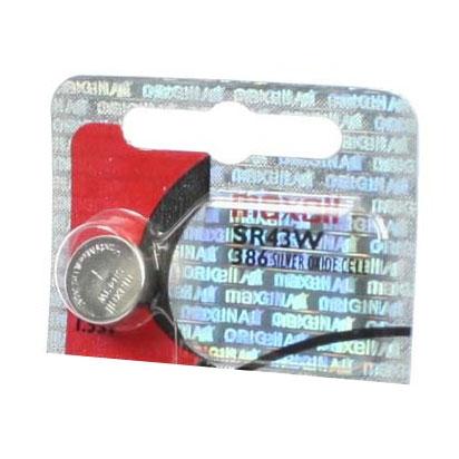 Maxell 386 SG12 / SR43W - baterie oxid de argint