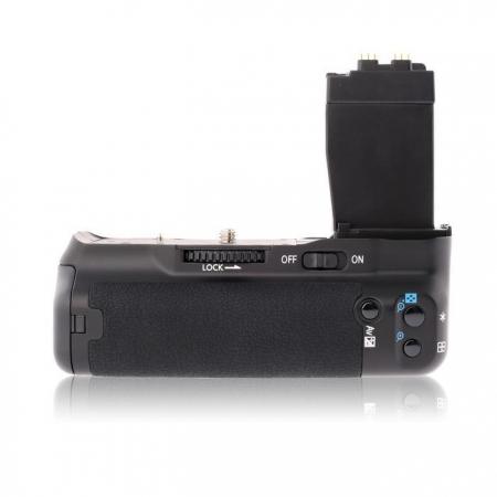 MeiKe BG-E8 - Grip pentru Canon 550D/ 600D/ 650D/ 700D