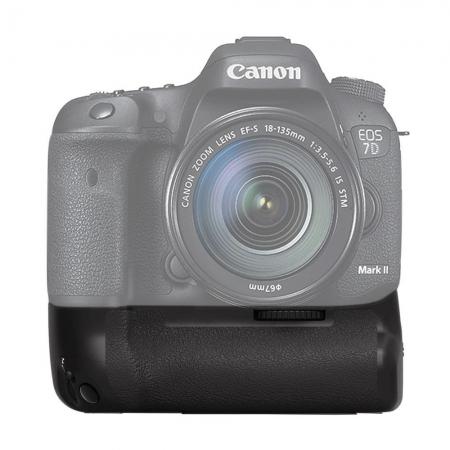 MeiKe- Grip pentru Canon 7D Mark II, FSK 2.4G