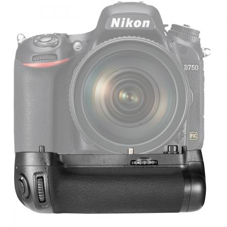 MeiKe MK-D750 - Grip pentru Nikon D750