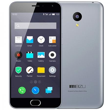Meizu M2 - Dual SIM, Quad-core 1.3 GHz, 16GB, 2 GB RAM, LTE 4G - negru