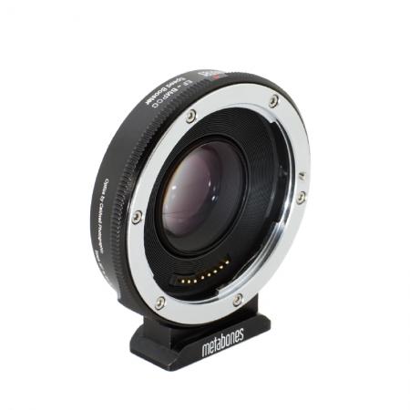 Metabones EF - BMPCC Speed Booster - adaptor de la Canon EF la Micro 4/3