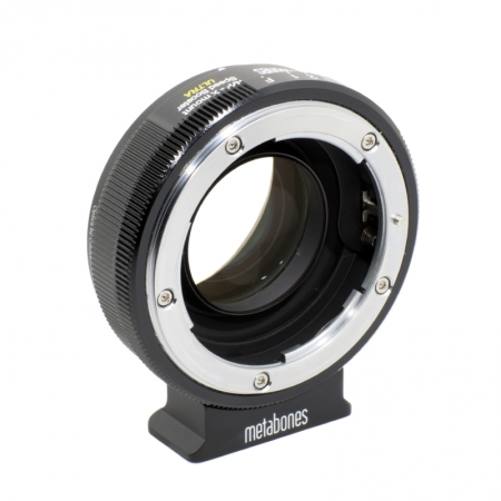 Metabones Speed Booster ULTRA 0.71x - Nikon G - Fuji X