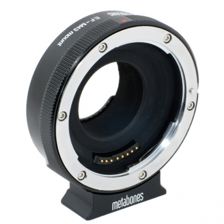 Metabones MB_EF-m43-BM1 - adaptor SMART obiectiv Canon EF la montura Micro 4/3