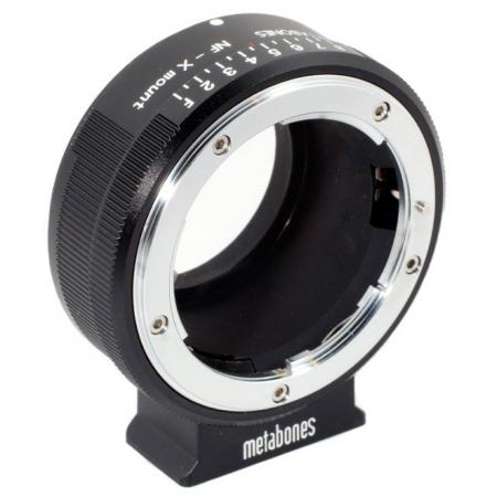 Metabones MB_NFG-X-BM1 - adaptor obiectiv Nikon G la montura Fujifilm X