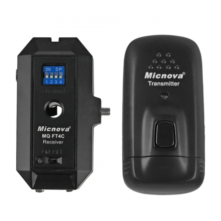 Micnova FT-4C - kit transmitator + receptor radio