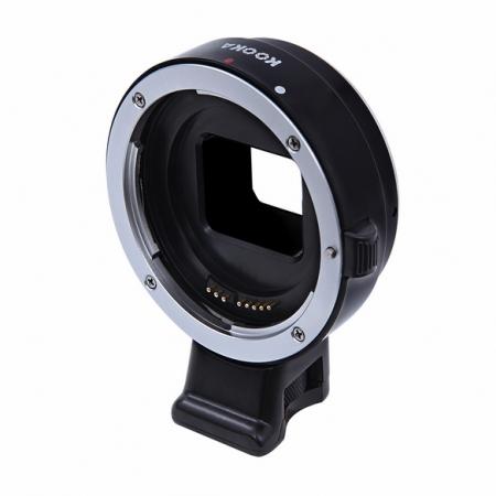 Micnova KK-ENC99 PRO - inel adaptor Canon EF - Sony E