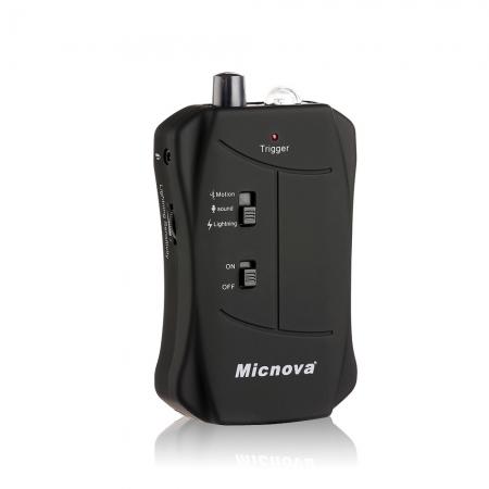 Micnova MQ-VTC - Lightning, motion & sound trigger pentru Canon