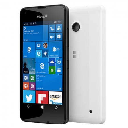 Microsoft Lumia 550 single sim 4G alb