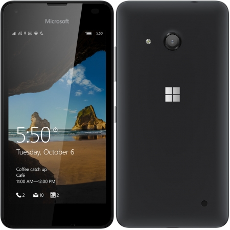 Microsoft Lumia 550 single sim 4G negru RS125025995-1