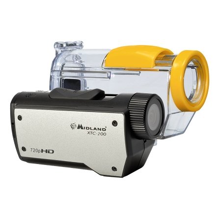 Midland XTC-200 - camera actiune + carcasa subacvatica