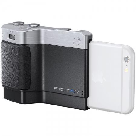 Miggo Pictar Camera - Grip pentru iPhone 6 Plus/6s Plus/7 Plus