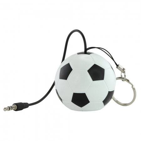 KitSound Mini Buddy Football Speaker - boxa portabila cu jack 3.5mm