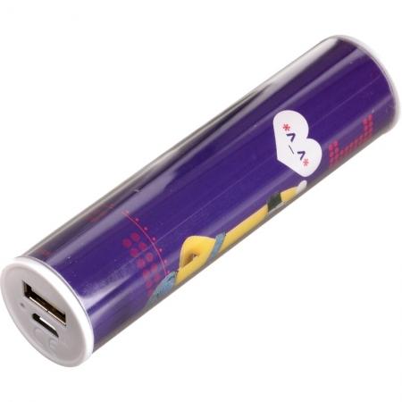 Minions - Baterie externa Tribe Minions Heart 2600mAh Mix