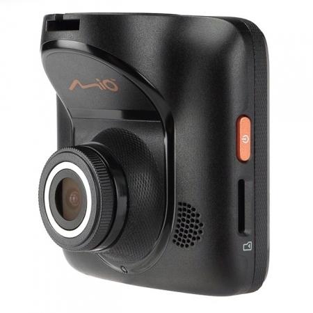 Mio MiVue 538 Deluxe - Camera auto DVR, GPS, FullHD, Black