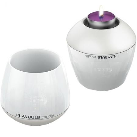 Mipow Led Playbulb - Lumanare Bluetooth - Alb