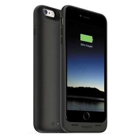 Mophie Juice Pack iPhone 6 Plus - Husa cu acumulator 2600mAh - negru