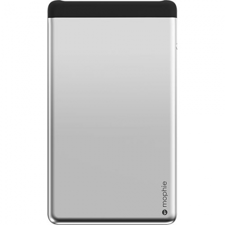 Mophie Powerstation 8X - acumulator 15000 mAh cu dublu USB, argintiu