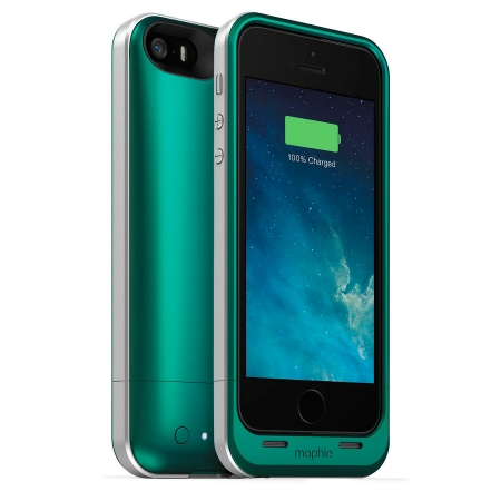 Mophie iPhone 5s / 5 juice pack air - Husa cu acumulator 1700mAh - verde